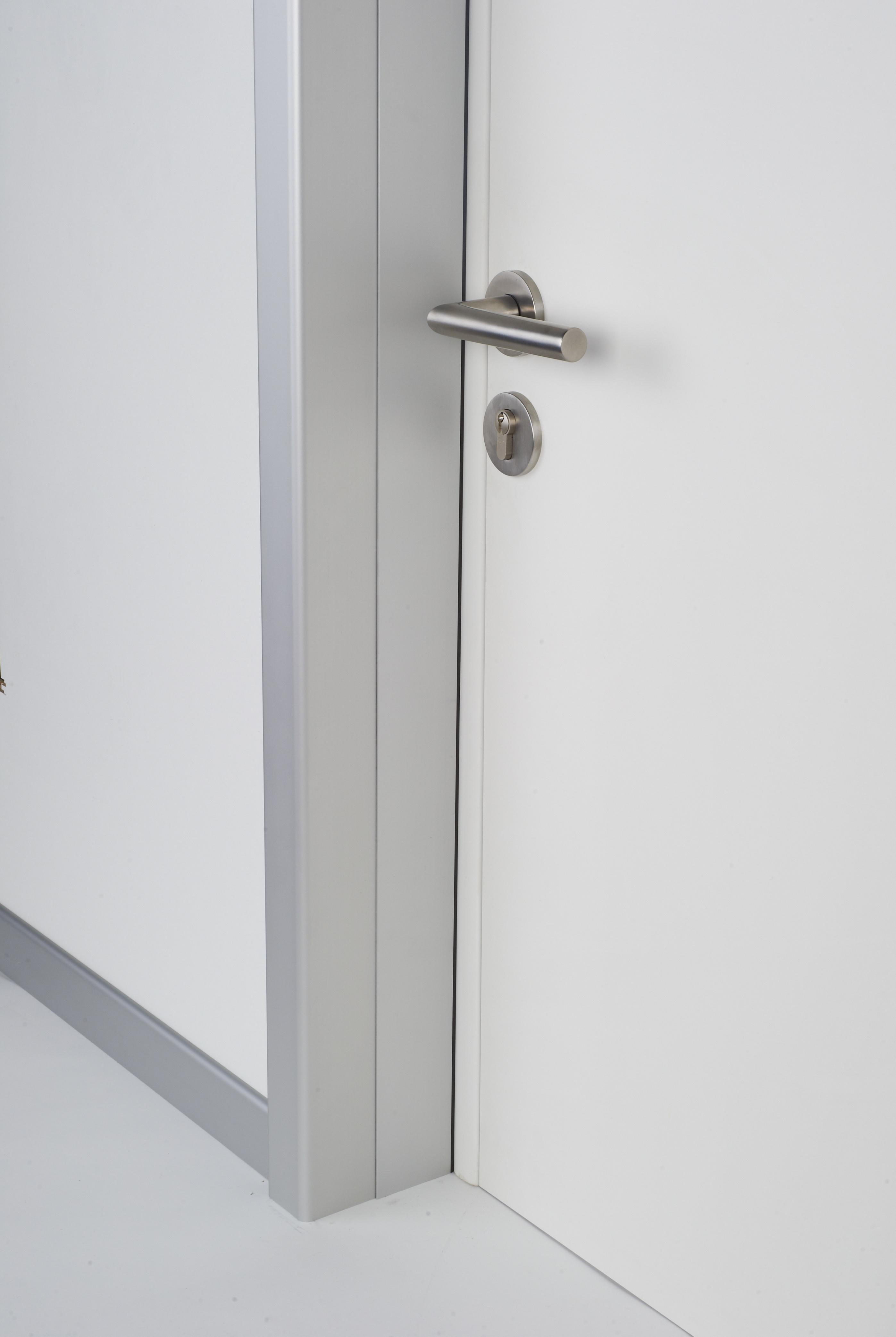 Fingerschutztüren für Kindertagesstätten - Küffner Aluzargen