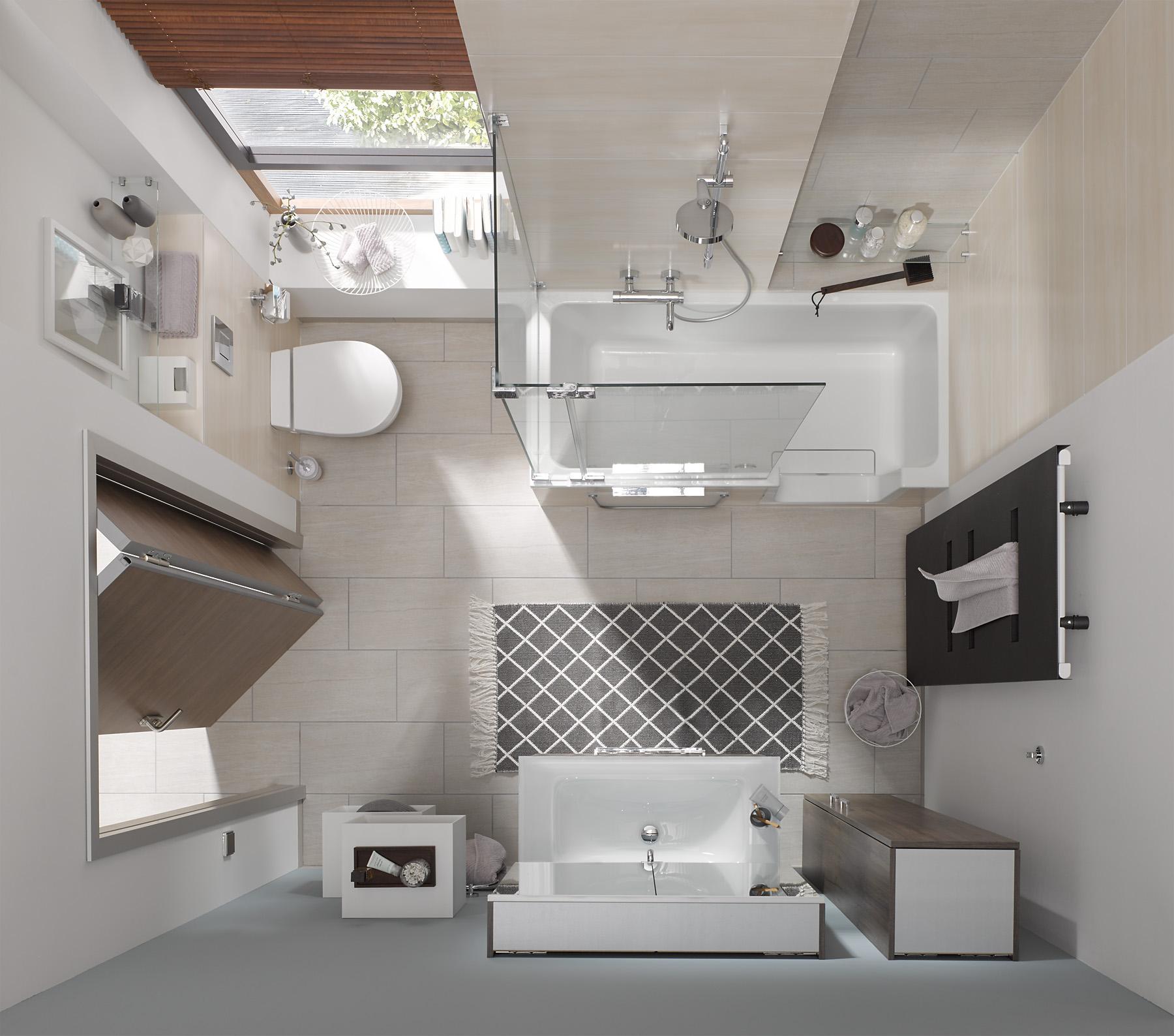 Raumspartür Auch Für Rollstuhl Und Rollatornutzer Küffner Aluzargen - Behindertengerechtes badezimmer
