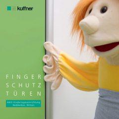 Fingerklemmschutz in der Kindertageseinrichtung