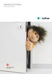 Fingerschutztüren für Kita und Kindergarten