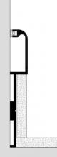 SRA-100-15-Küffner-Sockelprofil