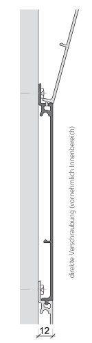Küffner Glasverbund 0003 AP160 Direkt Verschraubt