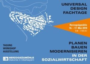 Universal Design Fachtage Logo