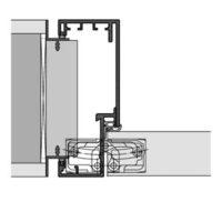 Küffner Wandbündige Zarge USBV G