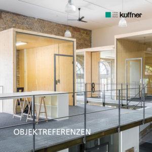 Bild - Referenzbroschüre von Küffner